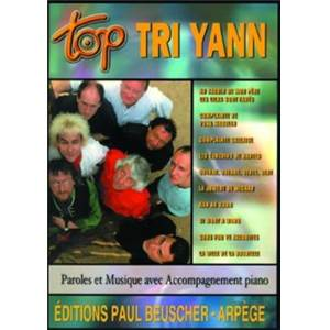 TRI YANN - TOP TRI YANN PIANO SIMPLIFIE PAROLES ET ACCORDS