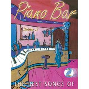 COMPILATION - PIANO BAR BEST SONGS OF VOL.2 + CD