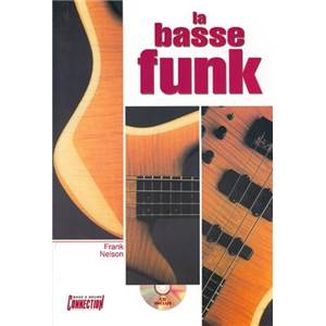 NELSON FRANK - BASSE FUNK METHODE + CD