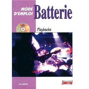 THIEVON ERIC - BATTERIE MODE D'EMPLOI + CD