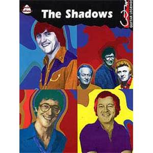 SHADOWS THE - GUITAR LEGENDS TAB.