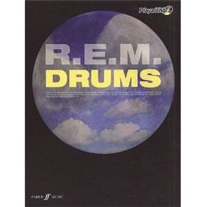 REM - AUTHENTIC PLAY ALONG DRUM + CD