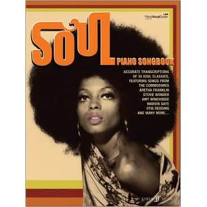 COMPILATION - SOUL PIANO SONGBOOK P/V/G SORTIE LE 01/06/10