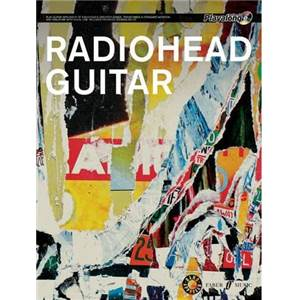 RADIOHEAD - AUTHENTIC GUITAR PLAY ALONG + CD