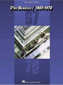 BEATLES THE - 1967 1970 BLEU P/V/G