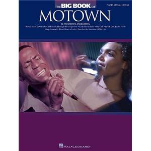 COMPILATION - BIG VOL.OF MOTOWN 84 CLASSICS P/V/G