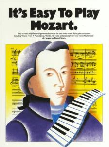 MOZART - IT'S EASY TO PLAY MOZART