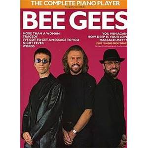 BEE GEES THE - THE COMPLETE PIANO PLAYER