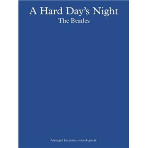 BEATLES THE - A HARD DAY'S NIGHT P/V/G