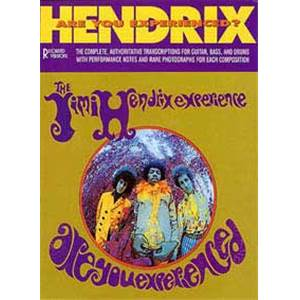 HENDRIX JIMI - ARE YOU EXPERIENCED TAB