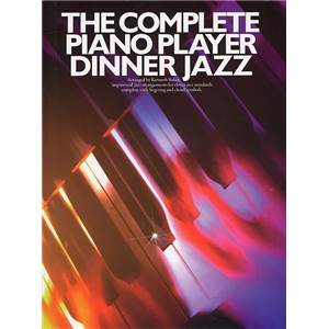 COMPILATION - COMPLETE PIANO PLAYER DINNER JAZZ