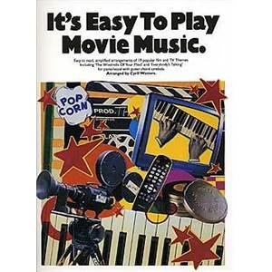 COMPILATION - IT'S EASY TO PLAY MOVIE MUSIC