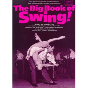 COMPILATION - BIG VOL.OF SWING 70 STANDARDS P/V/G