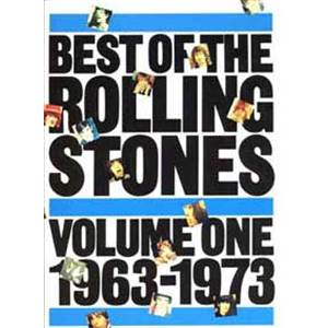 ROLLING STONES - BEST OF VOL.1 1963 1973 P/V/G