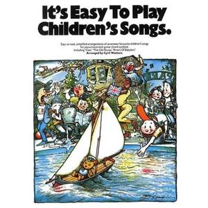 COMPILATION - IT'S EASY TO PLAY CHILDREN'S SONGS