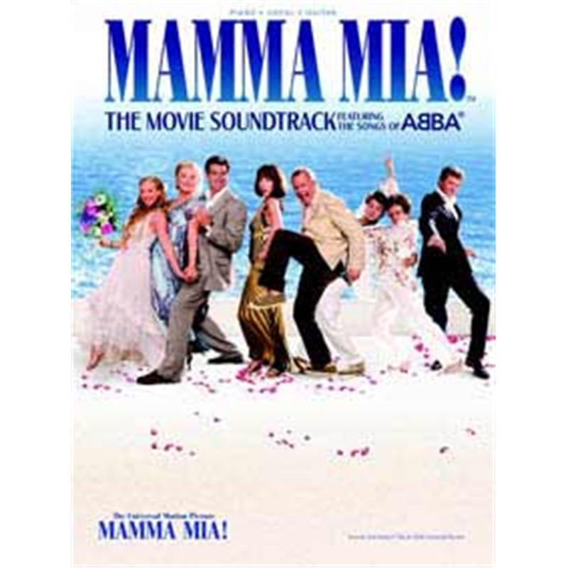 abba mamma mia the movie from the song of pvg