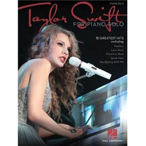 SWIFT TAYLOR - FOR PIANO SOLO