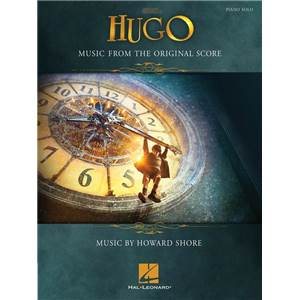 SHORE HOWARD - HUGO CABRET B.O. PIANO SOLO