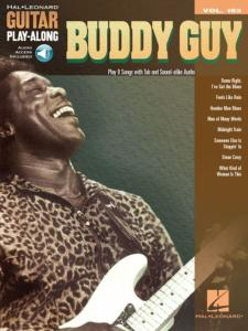 GUY BUDDY - GUITAR PLAY-ALONG VOL.183 + ONLINE AUDIO ACCESS