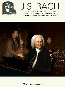 BACH J.S. - ALL JAZZED UP PIANO SOLOS INTERMEDIATE