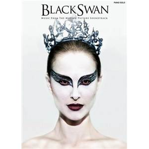 MANSELL CLINT - BLACK SWAN MUSIC FROM THE MOTION PICTURE SOUNDTRACK FOR PIANO SOLO