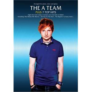 COMPILATION - THE A TEAM PLUS 7 TOP HITS P/V/G