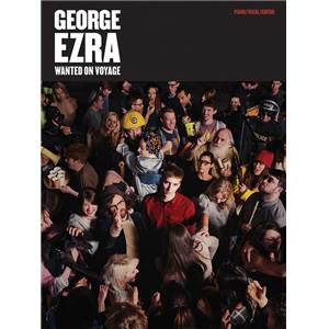 EZRA GEORGE - WANTED ON VOYAGE P/V/G