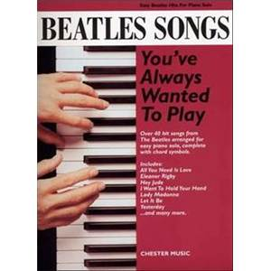 COMPILATION - BEATLES SONGS YOU'VE ALWAYS WANTED TO PLAY