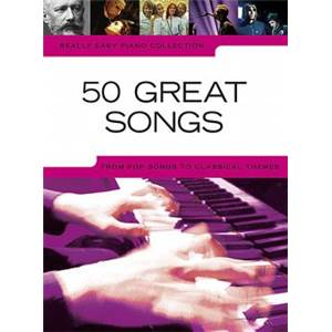 COMPILATION - REALLY EASY PIANO 50 GREAT SONGS
