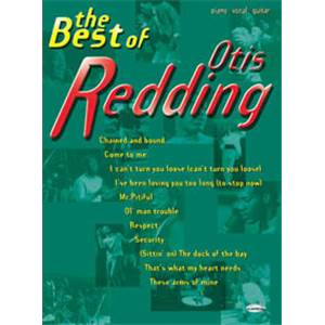 REDDING OTIS - BEST OF P/V/G
