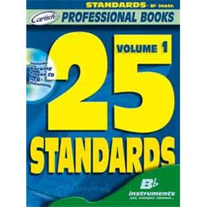 COMPILATION - 25 STANDARDS FOR BB INSTRUMENTS + CD