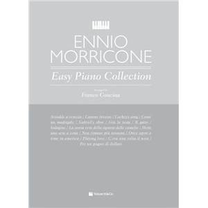 MORRICONE ENNIO - EASY PIANO COLLECTION