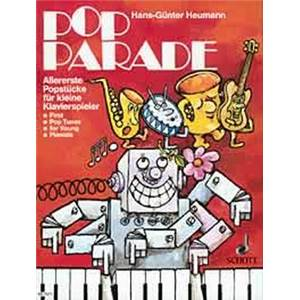 HEUMANN HANS GUNTER - POP PARADE PIANO