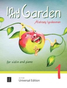IGUDESMAN ALEKSEY - IN MY GARDEN 1 - VIOLON ET PIANO