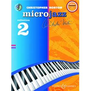 NORTON CHRISTOPHER - MICROJAZZ VOL.2 LEVEL 4 PIANO + CD