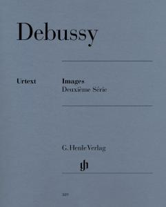 DEBUSSY CLAUDE - IMAGES 2EME SERIE - PIANO