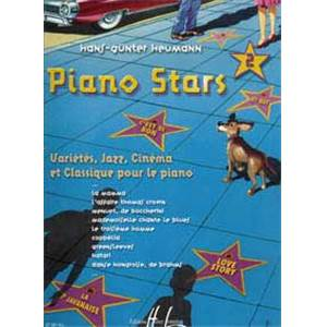 HEUMANN HANS GUNTER - PIANO STARS VOL.2