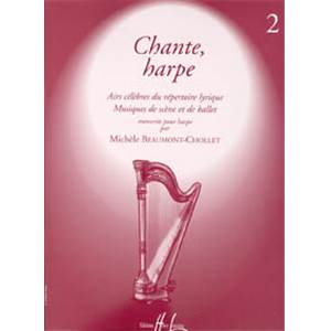 BEAUMONT-CHOLET M - CHANTE HARPE VOL.2 - HARPE
