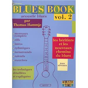 HAMMJE THOMAS - BLUES VOL.ACOUSTIC BLUES VOL.2 + CD