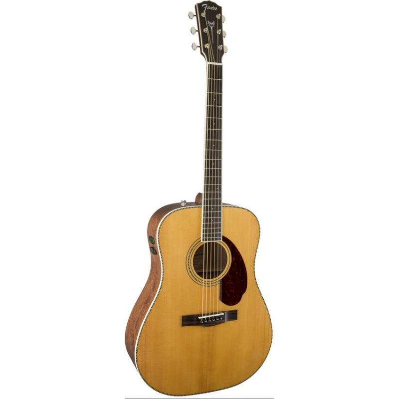 guitare folk electro acoustique fender pm 1 standard. Black Bedroom Furniture Sets. Home Design Ideas