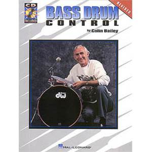 BAILEY COLIN - BASS DRUM CONTROL + CD