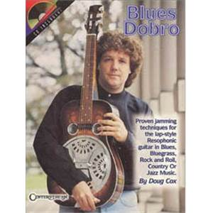 COX DOUG - BLUES DOBRO TAB. + CD