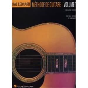 KOCH GREG - METHODE DE GUITARE VOL.1 DEUXIEME EDITION