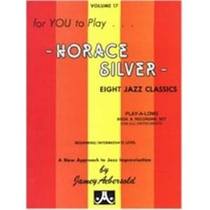 SILVER HORACE - AEBERSOLD 017 + CD