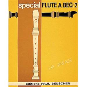 COMPILATION - SPECIAL FLUTE A BEC VOL.2 DIAGRAMMES D'ACCORDS GUITARE
