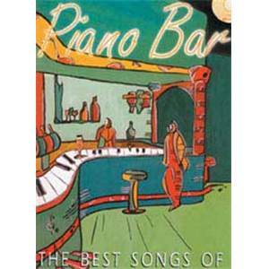 COMPILATION - PIANO BAR BEST SONGS OF + CD