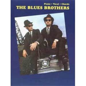 COMPILATION - BLUES BROTHERS (MOVIE VOCAL SELECTIONS) P/V/G