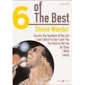 WONDER STEVIE - 6 OF THE BEST P/V/G