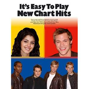 COMPILATION - IT'S EASY TO PLAY NEW CHART HITS