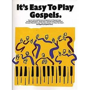 COMPILATION - IT'S EASY TO PLAY GOSPELS